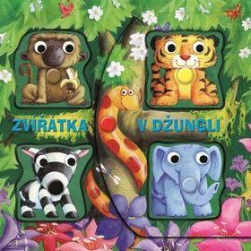 Zvířátka v džungli cena od 92 Kč