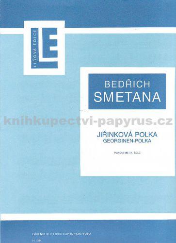 Smetana Bedřich: Jiřinková polka cena od 55 Kč
