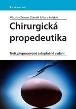 Zeman Miroslav, Krška Zdeněk: Chirurgická propedeutika cena od 467 Kč