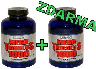 ATP Nutrition Mega Pro Mega Tribulus 1000 - 200 kapslí