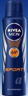 Nivea For Men Sport sprej 150ml