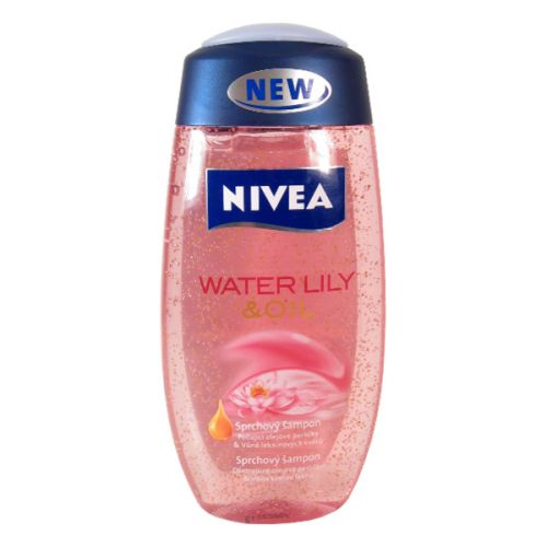 Nivea Water Lilly & Oil 250ml