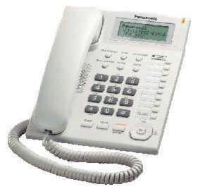 Panasonic KX-TS880FXW bílý