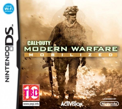 Activision Call of Duty: Modern Warfare - Mobilized /DS - NIDS07662