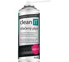 Omega CLEAN IT stlačený vzduch 400ml - CL-1