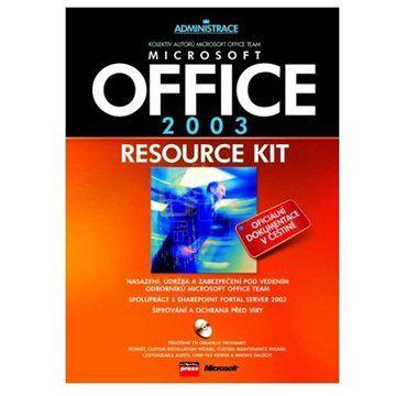 Computer Press MS Office 2003 Resource Kit - K0972 cena od 759 Kč