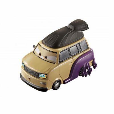 Mattel Cars Cars2 auta deluxe cena od 268 Kč