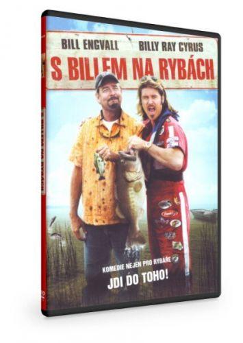 Hollywood C.E. S Billem na rybách DVD
