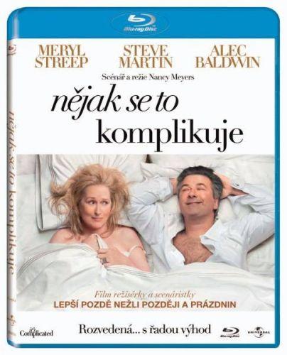 Bontonfilm Nějak se to komplikuje DVD