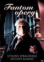 DVD Fantom operety - 5 DVD