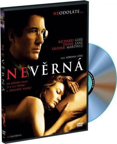 Bontonfilm Nevěrná DVD