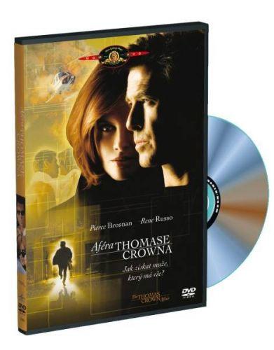 Bontonfilm Aféra Thomase Crowna DVD