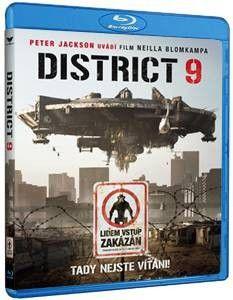 Blue Sky Film District 9 DVD