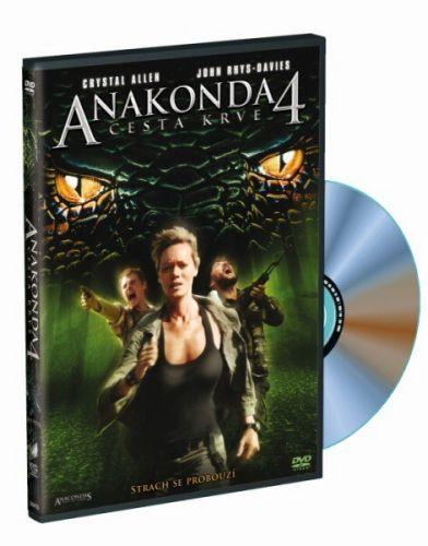 Bontonfilm Anakonda 4: Cesta krve DVD