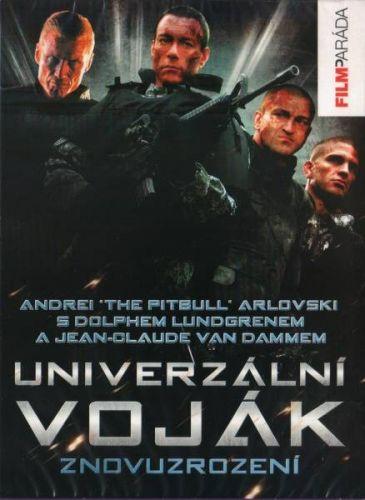Hollywood C.E. Univerzální voják: Znovuzrození DVD