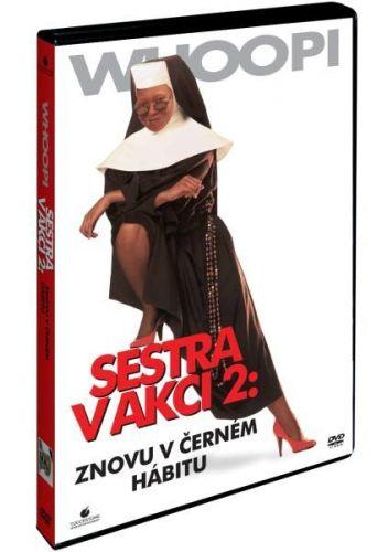 Disney Sestra v akci 2: Znovu v černém hábitu DVD