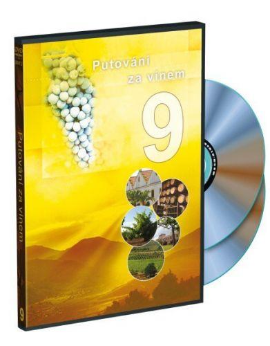 Bontonfilm Putování za vínem 9 - Španělsko, Francie DVD