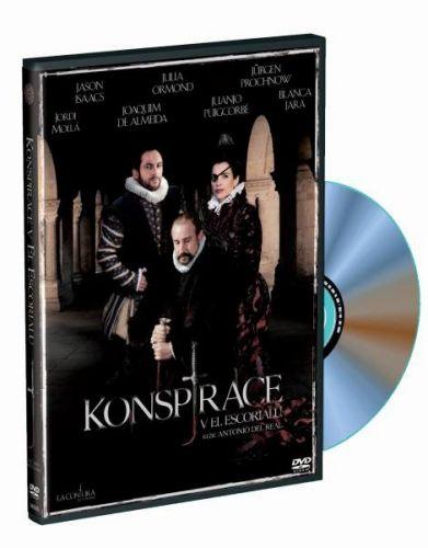Bontonfilm Konspirace v El Escorialu DVD