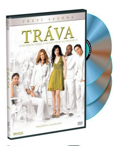 Bontonfilm Tráva 3. sezóna DVD