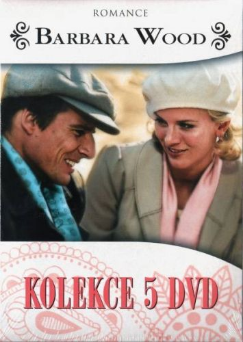 Hollywood C.E. Barbara Wood kolekce DVD