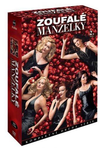 Disney Zoufalé manželky 2. sezóna - 1 DVD
