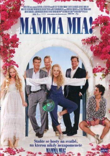 Bontonfilm Mamma Mia! DVD
