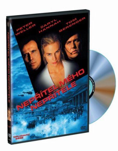 Bontonfilm Nepřítel mého nepřítele DVD