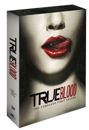 Magic Box True Blood - Pravá krev 1. série DVD cena od 447 Kč