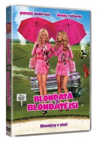 Hollywood C.E. Blonďatá a blonďatější DVD
