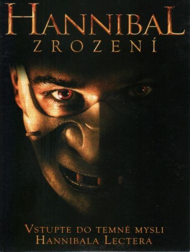 Hollywood C.E. Hannibal - Zrození DVD