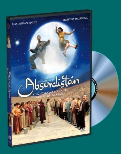 Bontonfilm Absurdistán (2008) DVD