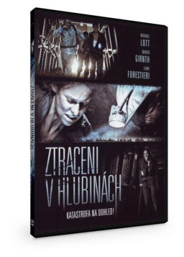 Hollywood C.E. Ztraceni v hlubinách DVD