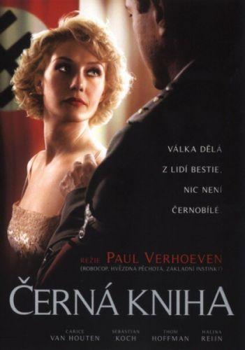 Hollywood C.E. Černá kniha DVD