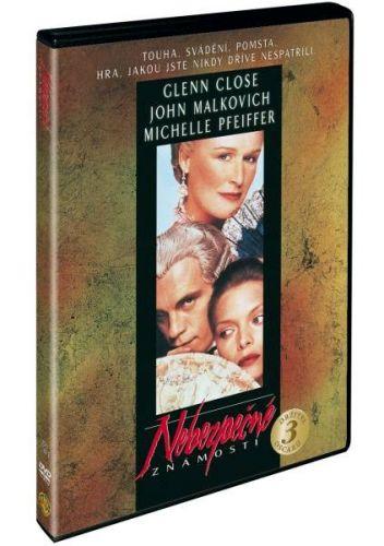 Magic Box Nebezpečné známosti DVD