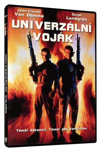 Hollywood C.E. Univerzální voják DVD