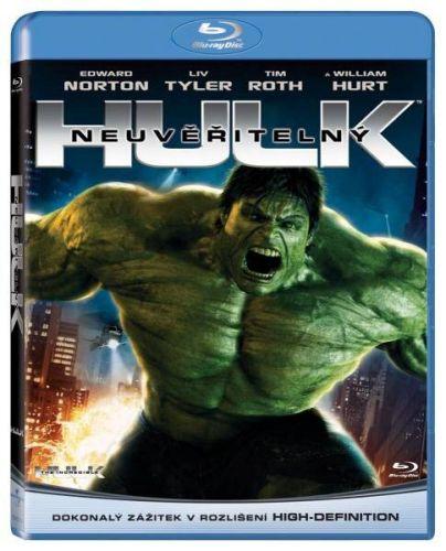 Bontonfilm Neuvěřitelný Hulk DVD