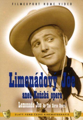 Limonádový Joe aneb Koňská opera - DVD box