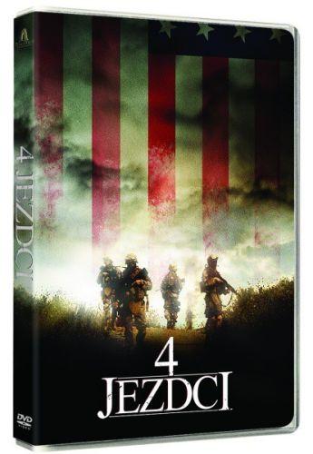 Hollywood C.E. 4 jezdci DVD