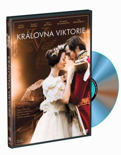 Bontonfilm Královna Viktorie DVD