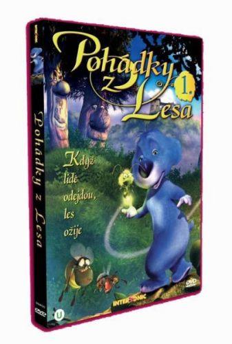 Intersonic Pohádky z lesa 1 DVD