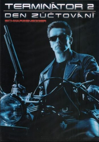 Hollywood C.E. Terminator 2: Den zúčtování DVD