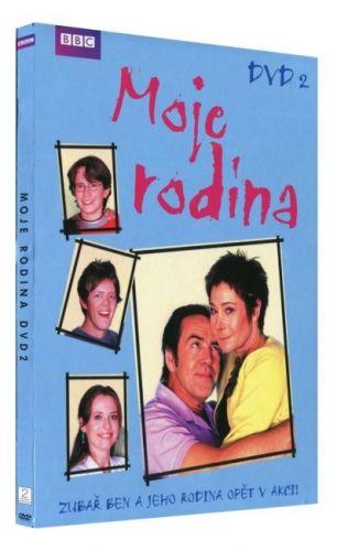 Hollywood C.E. Moje rodina 2 DVD