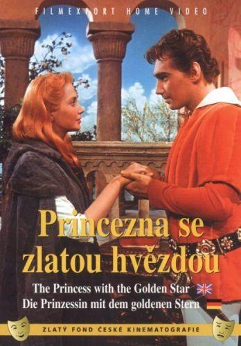 Princezna se zlatou hvězdou - DVD box cena od 49 Kč