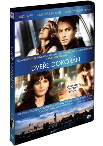 Disney Dveře dokořan DVD
