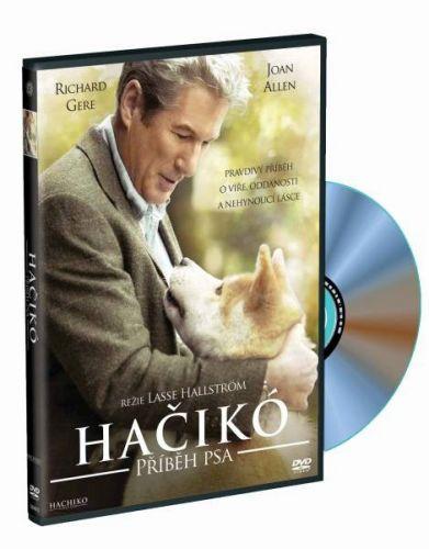 Bontonfilm Hačikó - příběh psa DVD