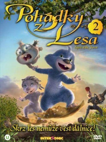 Intersonic Pohádky z lesa 2 DVD