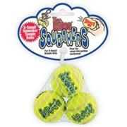 The Company of Animals Hračka tenis Air Kong Míč malý 3 ks / extra small