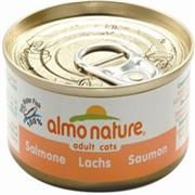 Almo Nature Cats konz. losos 70g