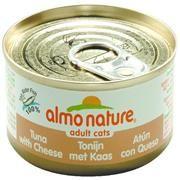 Almo Nature Cats konz. tuňák+sýr 70g
