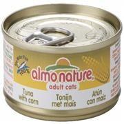 Almo Nature Cats konz. tuňák+kukuřice 70g